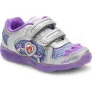 Big Kid's Stride Rite Disney Princess Under the Sea Lighted Sneaker - sneakers | Stride Rite