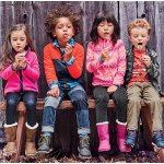Kids Fleece Cozies Doorbuster & Up to 50% Off Happy Fall-ildays Kids Apparel Sale @ OshKosh BGosh