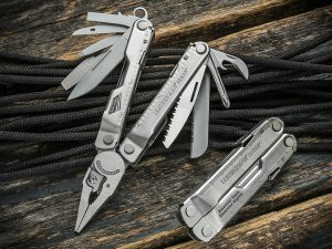 up to 43% off + 25% off Leatherman tool sale @ Groupon