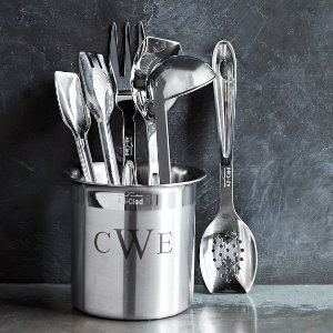Free Monogramming + Free Shipping 100s of Items @ Williams Sonoma
