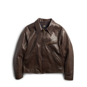Morrow Leather Jacket - Leather & Suede � Jackets & Outerwear - RalphLauren.com