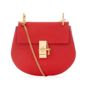Chloé Small Drew Shoulder Bag