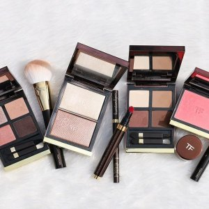17 Free Samples with Purchase of Tom Ford Beauty @ Nordstrom