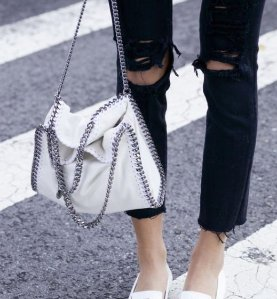 Up to $175 Off Stella McCartney Handbags Purchase @ Saks Fifth Avenue