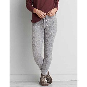 AEO Ahh-mazingly Soft Sweater Legging, Light Heather | American Eagle Outfitters