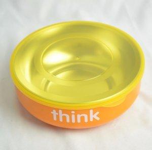 Thinkbaby Low Rise BPA Free Baby Bowl