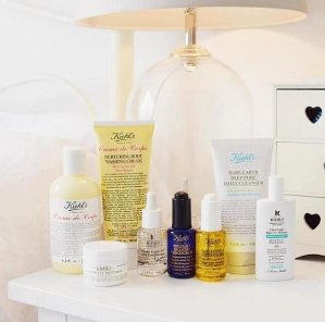 Free 17 Gift with $50 Kiehl's Purchase  @ Nordstrom