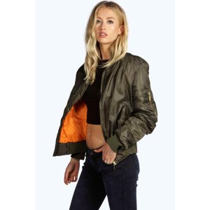 Lillie MA1 Bomber Jacket