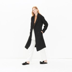 Hampton Coat - The Coat Shop - Sandro-paris.com