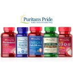 with $50 Puritan's Pride Brand Purchase + Free Diffuser with any $10 Purchase @ Puritan's Pride