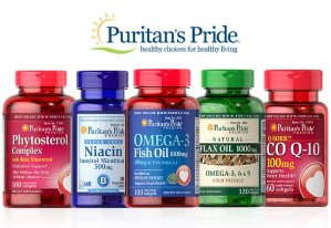 Dealmoon Exclusive! Extra $12 Offwith $50 Puritan's Pride Brand Purchase + Free Diffuser with any $10 Purchase @ Puritan's Pride