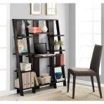 $99.00(原价$129.98) Altra 时尚梯形书桌书柜组合