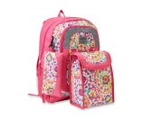 Confetti Girl's 4-Piece Backpack Set - Floral - Sears
