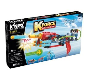 $12.98 K'NEX K-FORCE K-20X Building Set