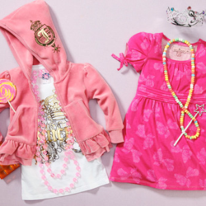 60% Off Baby & Girls Apperals @ Juicy Couture