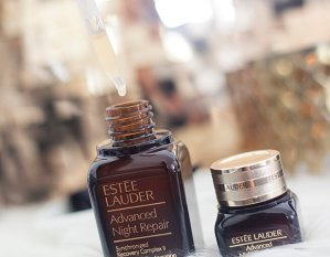 Receive a Full-Size Eye Gel Creme (worth $58) with purchase of a 1.7 oz. Advanced Night Repair face serum