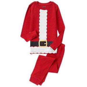 Santa 2-Piece Pajama Set at Crazy 8
