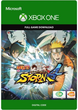 $15Naruto Ultimate Ninja Storm 4 - Xbox One Digital Code
