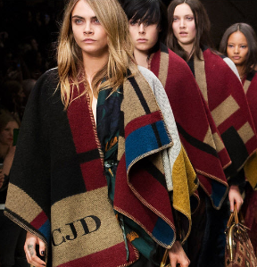 Up to 70% Off Burberry Women Ponchos Sale @ Saks Fifth Avenue
