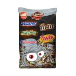 Mars Chocolate Favorites Halloween Candy Variety Mix, 400 count, 126.3 oz