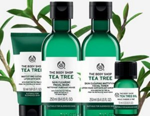 Buy 3 Get 3 Or Buy 2 Get 1 On Selected Purchase @ The Body Shop