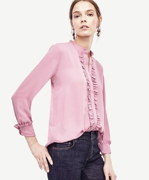50% OffWomen Blouses and Tops Sale @ Ann Taylor