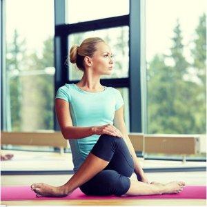 $22.99 Crazo Premium TPE Yoga Mat