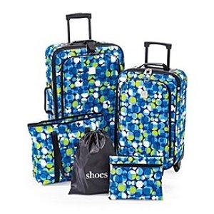 TravelQuarters 5-pc. Luggage Set