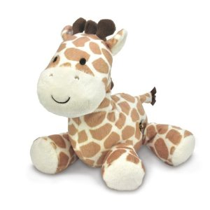Baby Carter's Animal Waggy Musical Plush