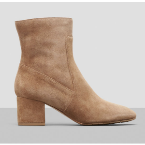 Noelle Suede Bootie   Kenneth Cole