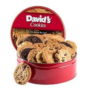 Oversized Decadent Cookies
