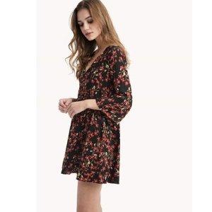 Alita Floral Dress