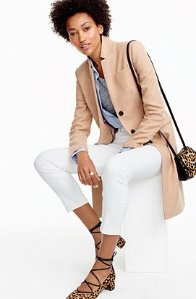 Extra 40% Off+Free Shipping Sale Items @ J.Crew