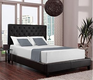 Signature Sleep Memoir 12 Inch Memory Foam Mattress with Low VOC CertiPUR-US Certified Foam