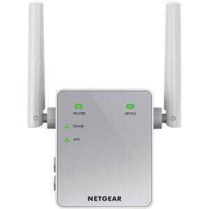 $29.99(原价$44.99)NETGEAR AC750 WiFi 中继器