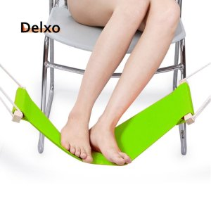 $9.99 Delxo Office Foot Hammock Stands