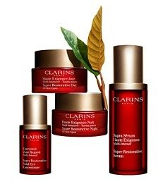 Receive 4 gifts with any $40 CLARINS purchase @ Nordstrom Dealmoon Exclusive!
