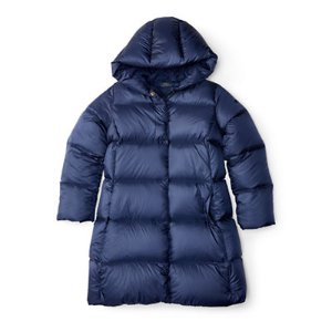 Channel-Quilted Down Coat - Outerwear � Outerwear & Jackets - RalphLauren.com