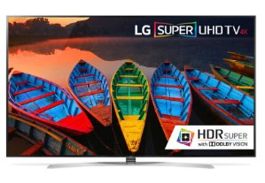 $1699 LG 65UH9500 65-Inch Super UHD 4K Smart TV w/ webOS 3.0