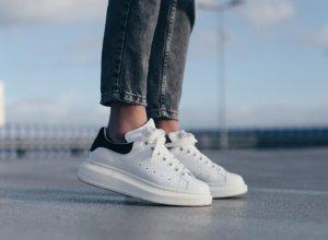 Up to 60% Off Alexander McQueen Sneakers @ 6PM.com