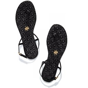 Marion Quilted Sandal @ Tory Burch