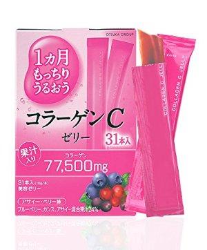 $20.5 Collagen C Jelly 310g (10g x 31 Sticks)