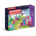 Lowest Price Ever! MAGFORMERS Princess Castle Set (78 Piece)
