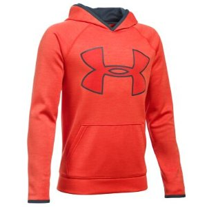 Under Armour® Boys' Armour Fleece® Storm Twist Highlight Hoodie