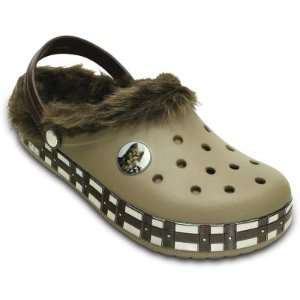 Crocband™ Star Wars™ Chewbacca™ Lined Clog | Comfortable Clogs | Crocs Official Site