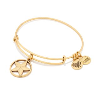 Star of Strength Charm Bracelet | ALEX AND ANI