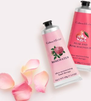 Buy 2 Get 1 FreeSelect 100g Hand Therapy @ Crabtree & Evelyn