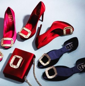 Up to $1,500 Gift Card with Roger Vivier Women Shoes Purchase @ Neiman Marcus