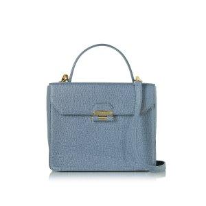 Furla Dolomia Chiara Small Top Handle Satchel Bag at FORZIERI