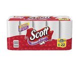 Scott® Choose-A-Sheet Paper Towels, 15 Mega Rolls/Pack | Staples®